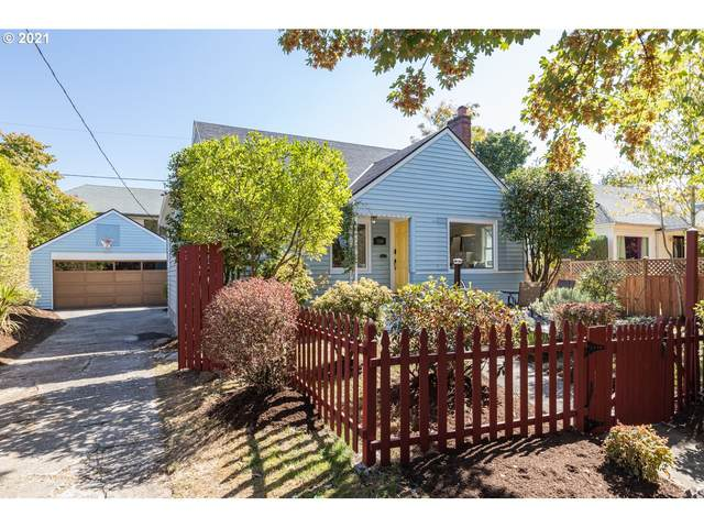 5100 N Commercial Ave, Portland, OR 97217 (MLS #21577484) :: Change Realty
