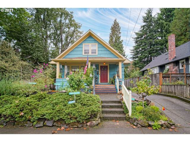 4835 SE 37TH Ave, Portland, OR 97202 (MLS #21577788) :: The Haas Real Estate Team