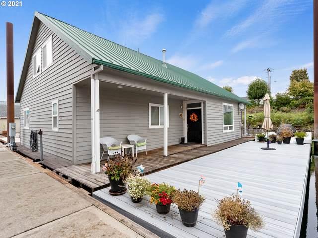 2630 N Hayden Island Dr #48, Portland, OR 97217 (MLS #21577897) :: Fox Real Estate Group