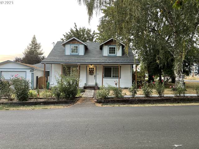 587 N Madison St, Lafayette, OR 97127 (MLS #21577908) :: Tim Shannon Realty, Inc.