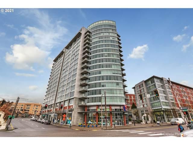 1926 W Burnside St #1209, Portland, OR 97209 (MLS #21577989) :: Townsend Jarvis Group Real Estate
