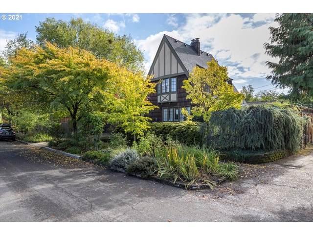 1838 SE Lavender St, Portland, OR 97214 (MLS #21578039) :: Brantley Christianson Real Estate