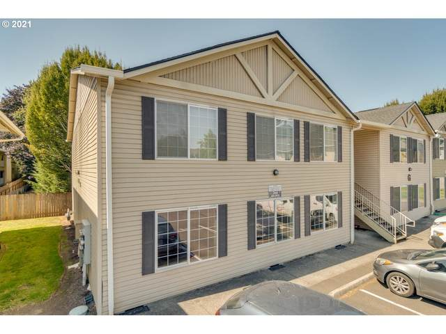 5313 NE 66TH Ave G-53, Vancouver, WA 98661 (MLS #21578514) :: Next Home Realty Connection