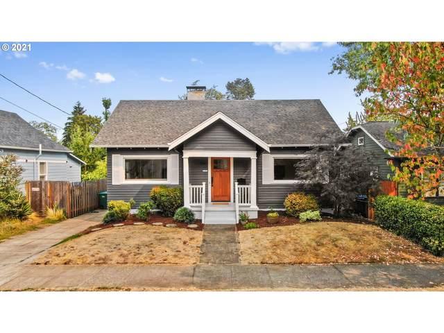 704 NE 74TH Ave, Portland, OR 97213 (MLS #21578551) :: Coho Realty