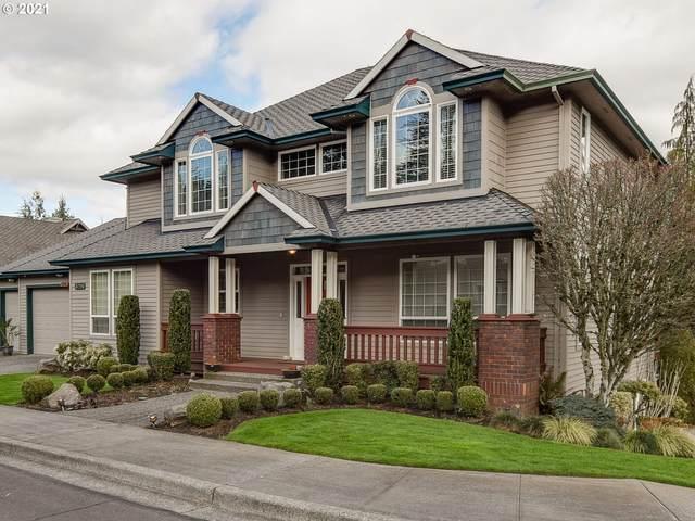 4296 SE Bethesda Pl, Gresham, OR 97080 (MLS #21578716) :: Next Home Realty Connection