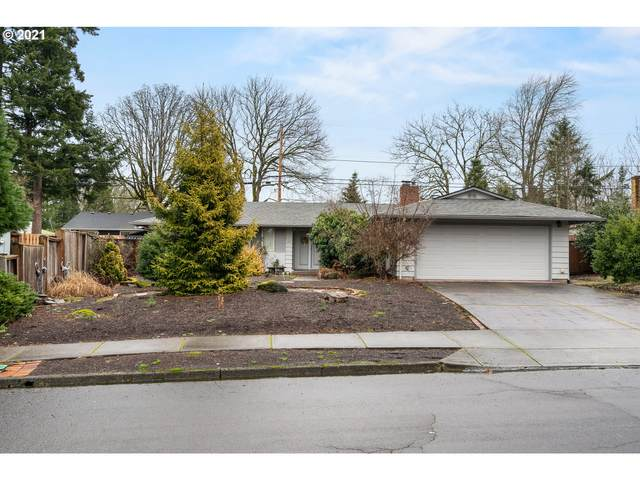 1650 SW 132ND Ave, Beaverton, OR 97005 (MLS #21578782) :: Next Home Realty Connection