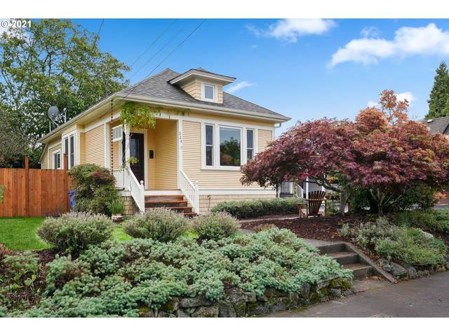 334 NE 72ND Ave, Portland, OR 97213 (MLS #21579196) :: The Haas Real Estate Team