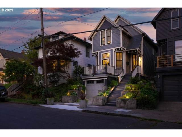 2116 SE Yamhill St, Portland, OR 97214 (MLS #21579489) :: Beach Loop Realty