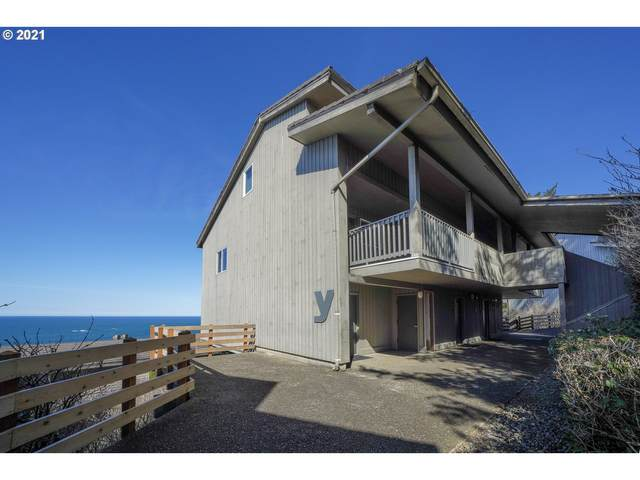301 Otter Crest Dr 420+, Otter Rock, OR 97369 (MLS #21579554) :: Beach Loop Realty