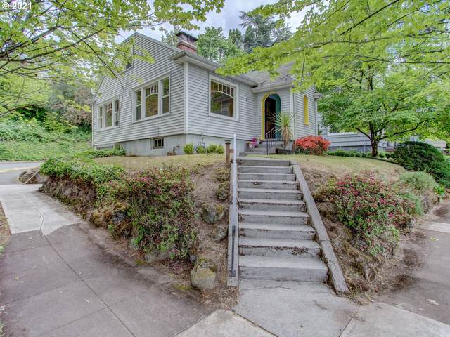 3172 NE 35TH Pl, Portland, OR 97212 (MLS #21579614) :: Townsend Jarvis Group Real Estate