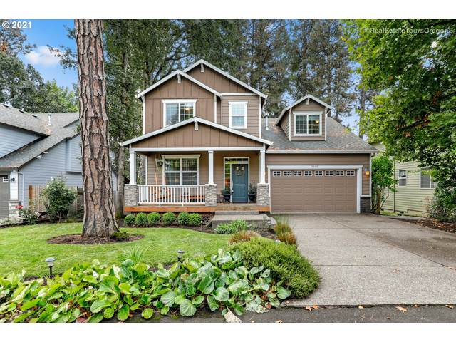 9660 SW Nacira Ln, Tigard, OR 97223 (MLS #21579682) :: Premiere Property Group LLC