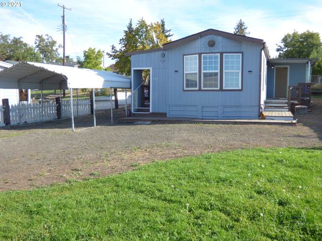 420 W Railroad, Goldendale, WA 98620 (MLS #21579769) :: Next Home Realty Connection