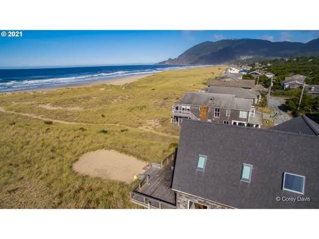 8825 Ocean Crest Ln, Manzanita, OR 97130 (MLS #21579770) :: Fox Real Estate Group