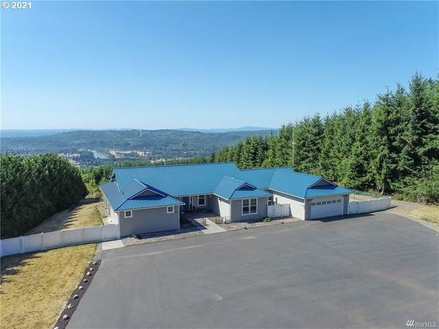 838 Lookout Rd, Castle Rock, WA 98611 (MLS #21579941) :: Next Home Realty Connection