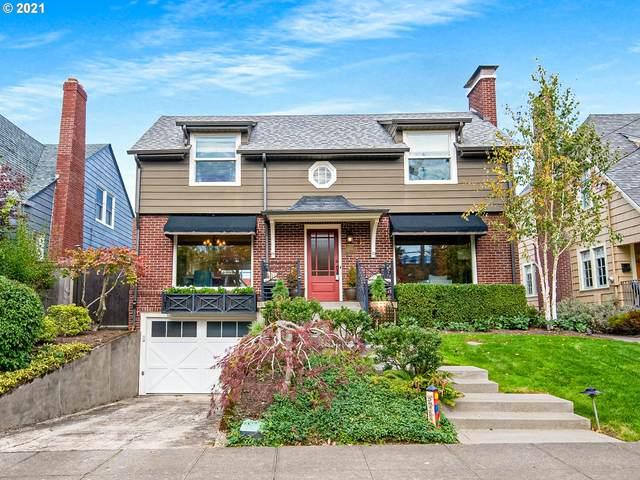2033 NE Mason St, Portland, OR 97211 (MLS #21580279) :: Real Tour Property Group