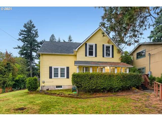 8143 SW 37TH Ave, Portland, OR 97219 (MLS #21580394) :: Next Home Realty Connection