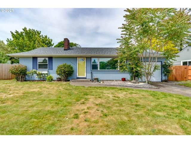 12031 SE Grant St, Portland, OR 97216 (MLS #21580485) :: RE/MAX Integrity