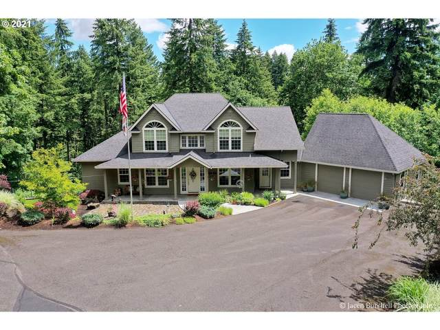 31870 Moon Ridge Ct, Scappoose, OR 97056 (MLS #21580608) :: Gustavo Group
