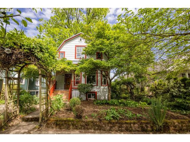 3628 SE 13TH Ave, Portland, OR 97202 (MLS #21580671) :: Next Home Realty Connection