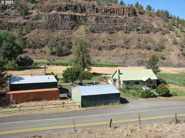 33486 Hwy 19-207, Spray, OR 97874 (MLS #21580691) :: Cano Real Estate