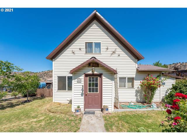 209 SE Alley St, Mitchell, OR 97750 (MLS #21580772) :: Cano Real Estate