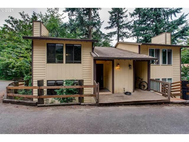 5041 SW Pasadena St, Portland, OR 97219 (MLS #21580779) :: McKillion Real Estate Group