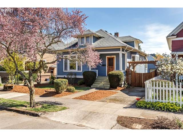 210 NE 78TH Ave, Portland, OR 97213 (MLS #21581832) :: Premiere Property Group LLC