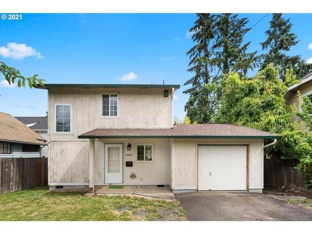 2437 SE Tacoma St SE, Portland, OR 97202 (MLS #21582004) :: McKillion Real Estate Group