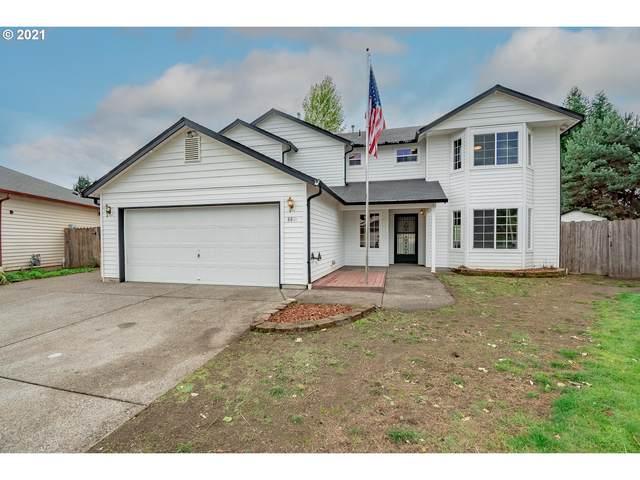 8801 NE 72ND St, Vancouver, WA 98662 (MLS #21582197) :: Brantley Christianson Real Estate