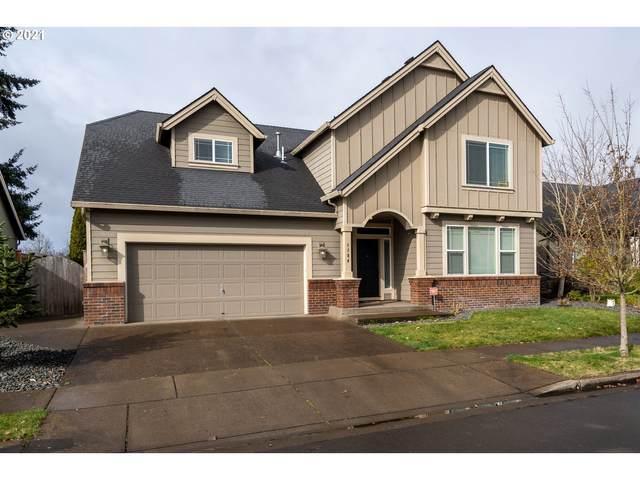 1184 Peascod Dr, Eugene, OR 97402 (MLS #21582240) :: Duncan Real Estate Group