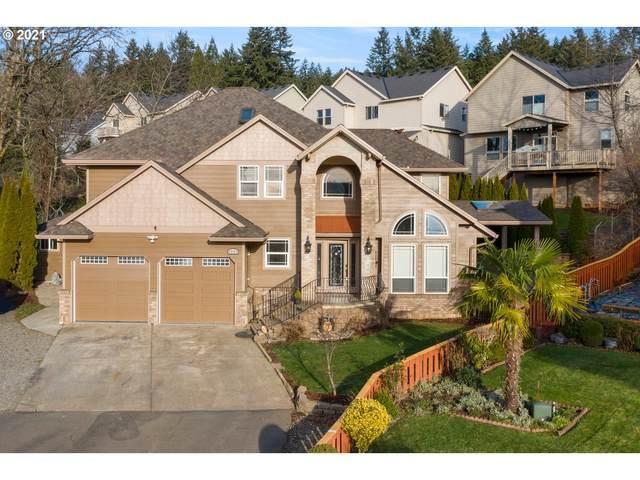 9893 SE Top O Scott St, Happy Valley, OR 97086 (MLS #21582302) :: Lux Properties