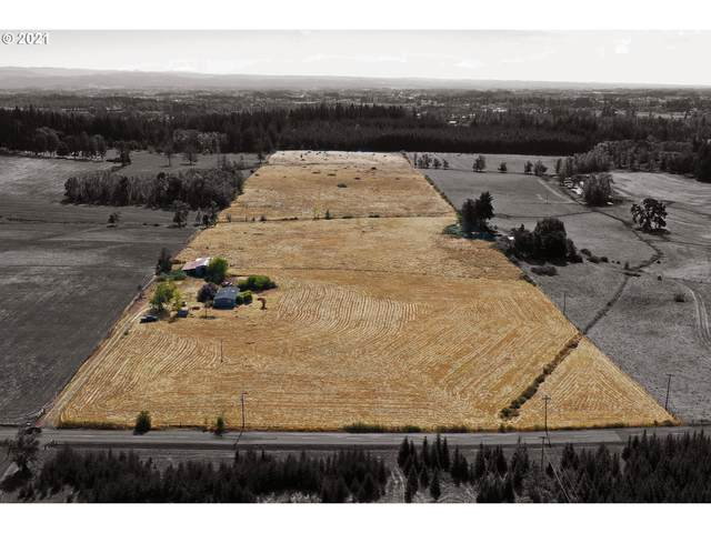12530 S Union Hall Rd, Canby, OR 97013 (MLS #21582406) :: Fox Real Estate Group