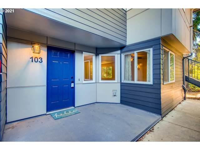6208 NE 17TH Ave #103, Vancouver, WA 98665 (MLS #21582531) :: Cano Real Estate