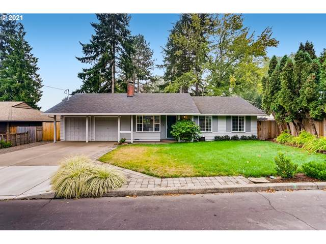 18050 SW Vincent St, Beaverton, OR 97078 (MLS #21582580) :: Townsend Jarvis Group Real Estate