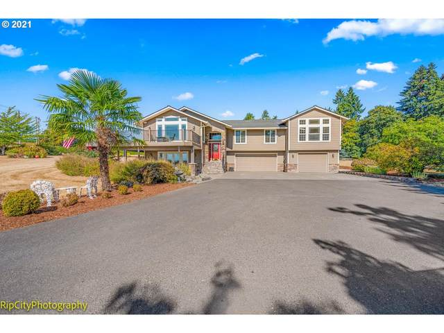 33091 Wikstrom Rd, Scappoose, OR 97056 (MLS #21582770) :: Premiere Property Group LLC