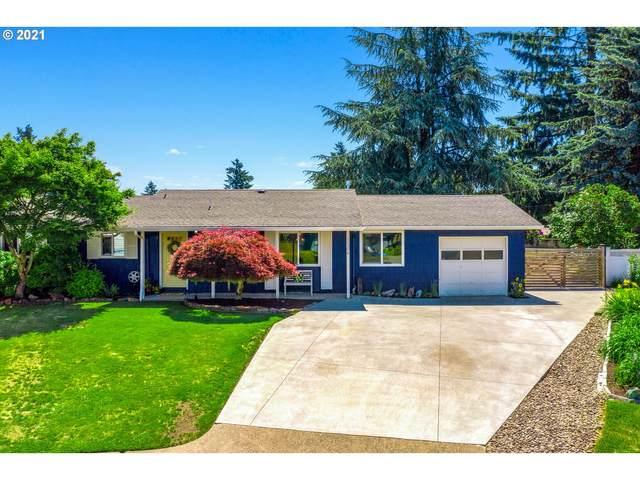 11306 NE Thompson St, Portland, OR 97220 (MLS #21582941) :: Premiere Property Group LLC