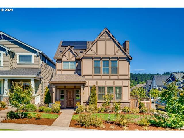 13179 SW Redfox Ter, Beaverton, OR 97007 (MLS #21583074) :: Song Real Estate
