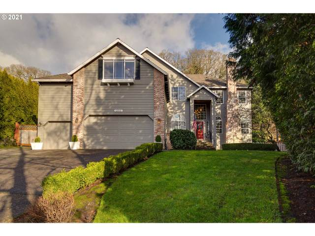 12616 SW 60TH Ct, Portland, OR 97219 (MLS #21583139) :: Song Real Estate