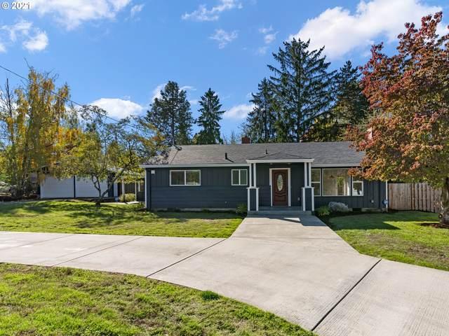 13780 SW Walker Rd, Beaverton, OR 97005 (MLS #21583404) :: Windermere Crest Realty