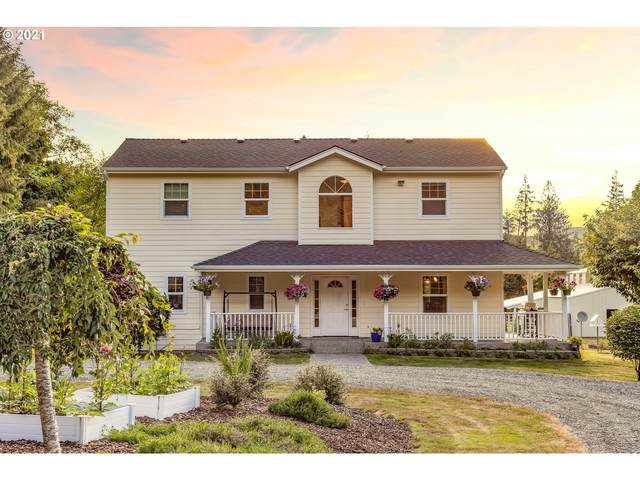 83440 Creekside Dr, Seaside, OR 97138 (MLS #21583663) :: The Pacific Group