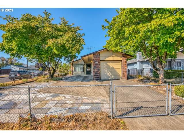 9703 SE Ramona St, Portland, OR 97266 (MLS #21583738) :: Real Tour Property Group