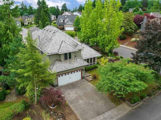 11526 SW Vacuna Ct, Portland, OR 97219 (MLS #21583864) :: Stellar Realty Northwest
