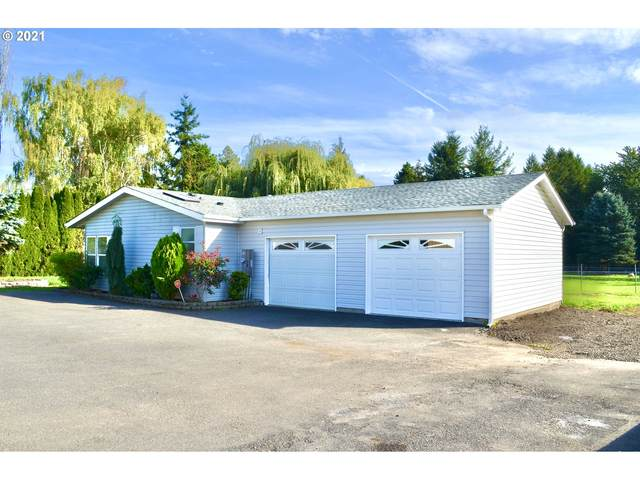 7101 NE 31ST Ave, Vancouver, WA 98665 (MLS #21584590) :: The Haas Real Estate Team