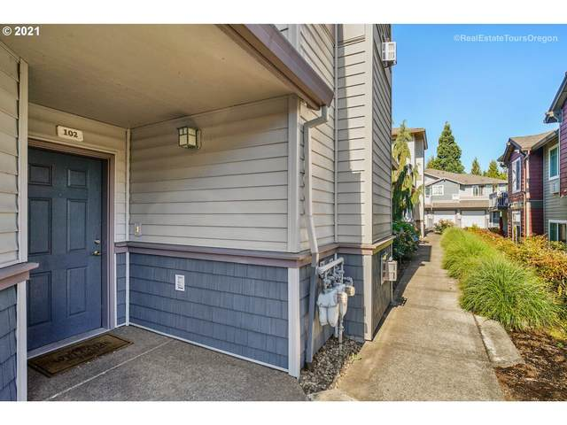 1819 NE 101ST Ave #102, Hillsboro, OR 97006 (MLS #21584853) :: Keller Williams Portland Central