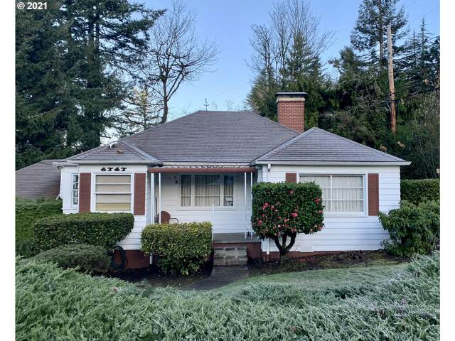 4747 SW 26TH Dr, Portland, OR 97239 (MLS #21584909) :: TK Real Estate Group