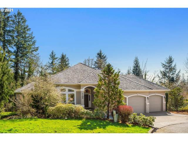 1109 NW Frazier Ct, Portland, OR 97229 (MLS #21585004) :: The Pacific Group