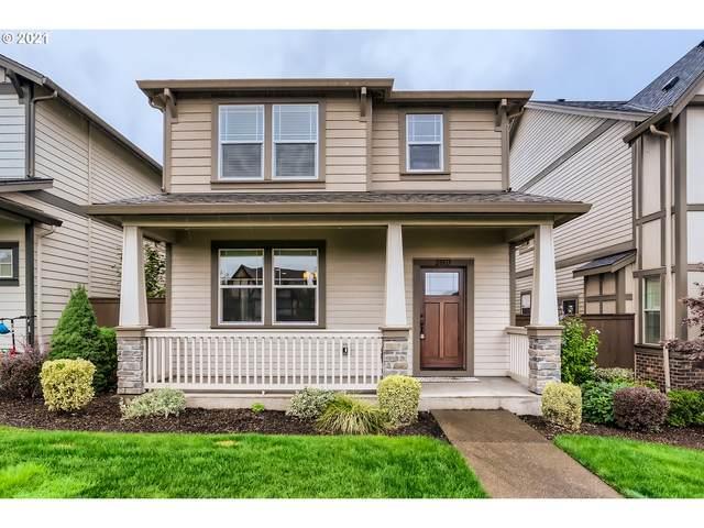 28817 SW Geneva Loop, Wilsonville, OR 97070 (MLS #21585331) :: Fox Real Estate Group