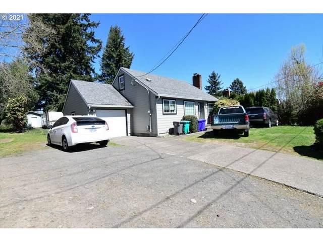 11141 SE Stark St, Portland, OR 97216 (MLS #21585337) :: Fox Real Estate Group