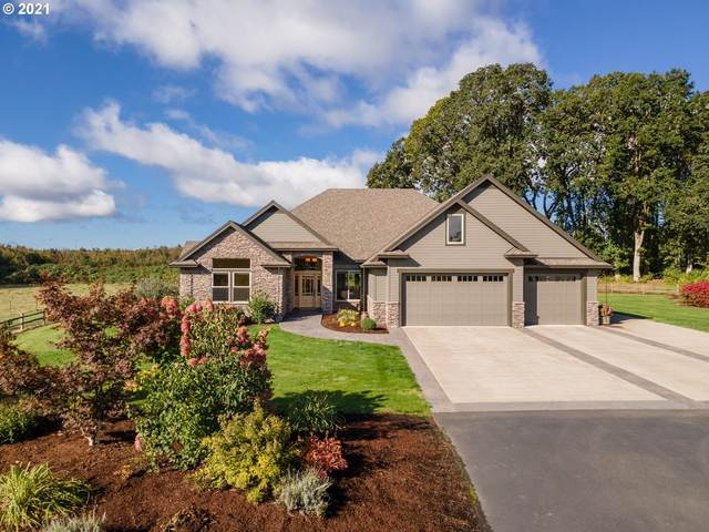 16675 NE Nelson Rd, Newberg, OR 97132 (MLS #21585560) :: Premiere Property Group LLC