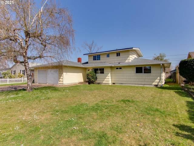 262 45TH Ave NE, Salem, OR 97301 (MLS #21585646) :: Premiere Property Group LLC